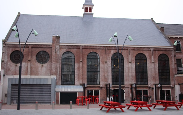 Geluidsisolatie (Jopenkerk Haarlem)